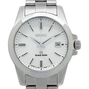 Seiko Gs Grand Stgf051 4j52 Quartz Women's White Dial Watch
