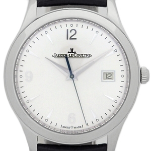 Jaeger Le Coultre Master Control Q1548420 Men's Automatic Silver Dial Watch