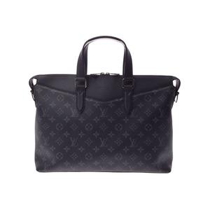 ルイ・ヴィトン(Louis Vuitton) 中古 ルイヴィトン エクリプス ブリーフケース エクスプローラー ストラップ付 M40566 メンズ LOUIS VUITTON◇