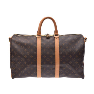 Louis Vuitton M41418 Keepall 45 Men,Women Boston Bag