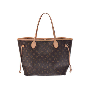 Louis Vuitton M40156 Neverfull MM Women's Tote Bag
