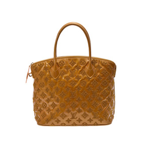 Louis Vuitton Lock It Women's Tote Bag Gold