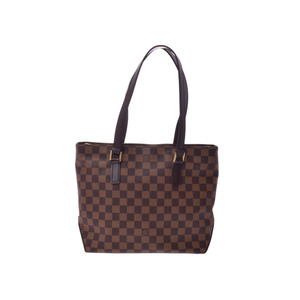 Louis Vuitton Damier Cabas Piano Special Order Women's Tote Bag Ebene