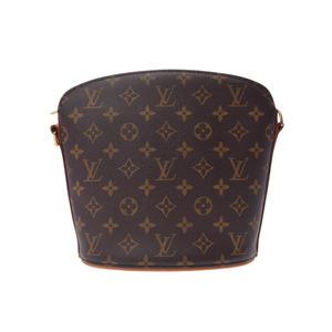 ルイ・ヴィトン(Louis Vuitton) 中古 ルイヴィトン モノグラム ドルーオ M51290 レディース LOUIS VUITTON◇