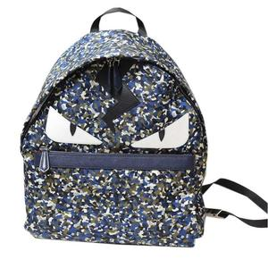 Fendi Bugs Backpack Monster 7vz0125whf01fj Camouflage