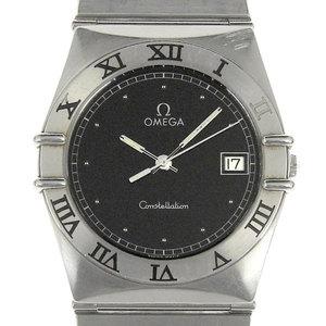 Genuine Omega Constellation Men's Boys Quartz Wrist Watch
