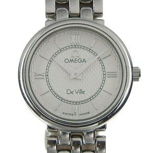 Genuine Omega Devil Prestige Ladies Quartz Wrist Watch