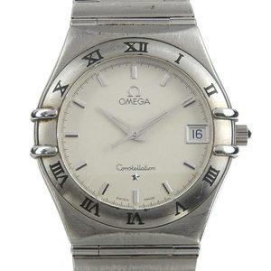 Genuine Omega Constellation Mens Quartz Wrist Watch 1512.3