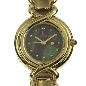 Genuine Fendi Ladies Quartz Wrist Watch 700l
