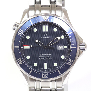 [Omega] Omega Men's Watch Seamaster 300 Pro Divers 2541 - 80 Blue Dial