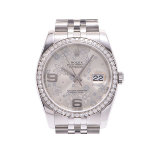 Rolex Datejust Automatic Stainless Steel,White Gold Men's Watch 116244