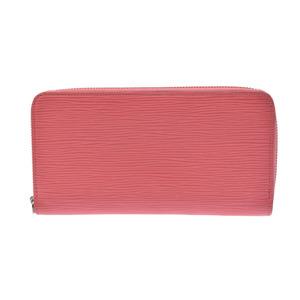 Louis Vuitton Epi M60663 Women's  Long Wallet (bi-fold) Amarante,Pink