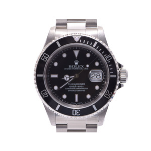 Rolex Submariner Automatic Stainless Steel Men's Watch 16610