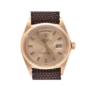 Rolex Day-Date Automatic Stainless Steel,Yellow Gold Men's Watch 1803