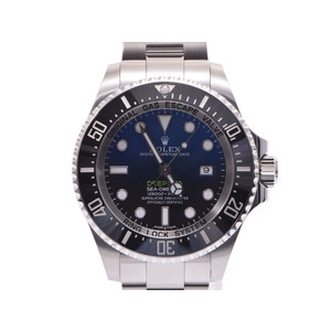 Rolex Deepsea Automatic Stainless Steel Men's Watch 116660