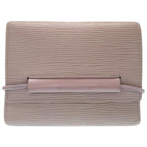 Louis Vuitton Epilirac Porto Foyu Elastique M6346b Tri Fold Wallet 0248 Louis