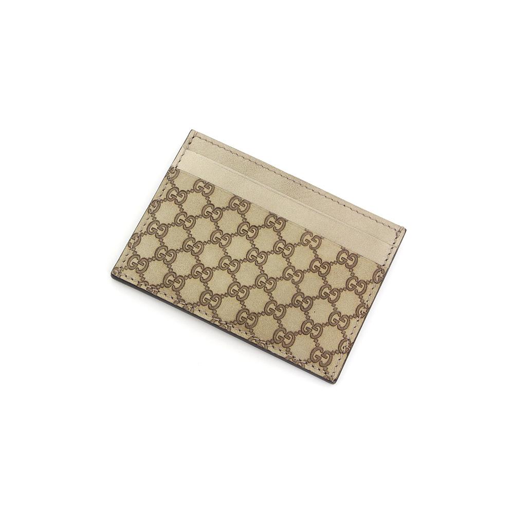 Gucci card case regular business holder micro shima gold 233166 2184 gucci card case regular business holder micro shima gold 233166 2184 a rank colourmoves