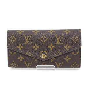 Louis Vuitton Monogram Porto Foyu Sala Double Fold Wallet M60531 As Good New