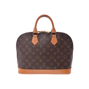 Louis Vuitton M53151 Alma Women's Handbag Monogram