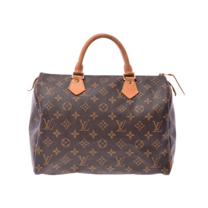 Louis Vuitton M41526 Speedy 30 Women,Men Handbag Monogram