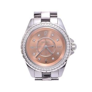 Chanel J12 Quartz Titanium Ceramic Women's Sports Watch H2563