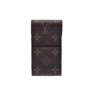 ルイ・ヴィトン(Louis Vuitton) 中古 ルイヴィトン モノグラム シガレットケース M63024 メンズ レディース 未使用 LOUIS VUITTON◇