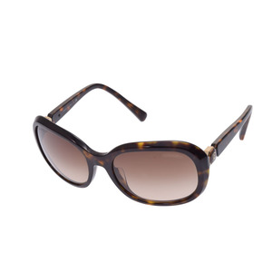 Second-hand Chanel Sunglasses Tortoiseshell Style 5286-a C.714 / S5 Box Case ◇