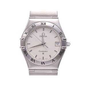 Omega Constellation Quartz Stainless Steel Boys' Watch 1512.30