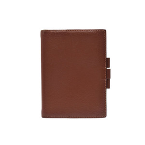 Hermes Planner Cover Cognac,Orange