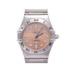 Omega Constellation Quartz Stainless Steel Women's Watch 1564.66