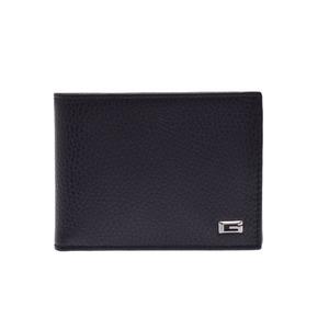 Gucci Men's Leather Wallet (bi-fold) Black