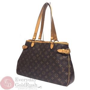 Louis Vuitton Monogram Shoulder Bag Batignolles Horizontal M51154