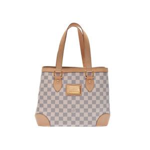 Louis Vuitton Damier Azur N51207 Women's Handbag Azur