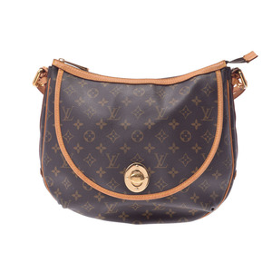 Louis Vuitton Monogram M40075 Women's Shoulder Bag Monogram