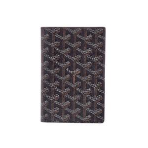 Goyard Unisex  Wallet Black