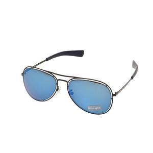 Brand New Polis Sunglasses Offside 3 S8960-531 B Blue Tier Drop Case Men's Women's Police ◇