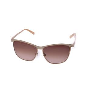 New Article Trussardi Sunglasses Tr12838 Be Light Beige Type / Gold Metal Leather Case Men's Ladies ◇