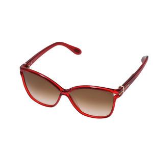 新品 トラサルディ サングラス TD15719 RE 赤 ケース メンズ レディース TRUSSARDI◇