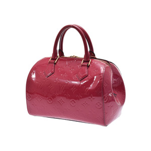 Used Louis Vuitton Vernis Montana Rose Andy An M 90084 Ladies' Bag ◇