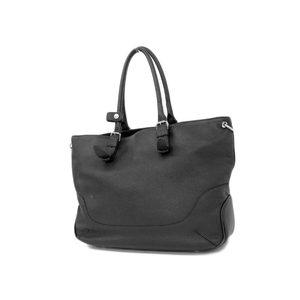 Pelle Morbida Pellemorrida Leather Tote Bag Business Shoulder Navy [20180705]