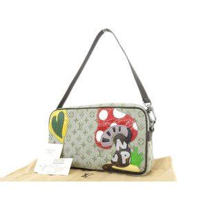 Louisvuitton Louis Vuitton Contour · Do Accessories Pouch Monogram Mini Fairy Tail Khaki M92274 [20180531]