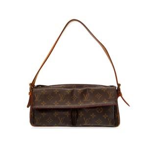 Louis Vuitton Monogram Vivasite Mm M 51164 Tote Bag 0053