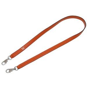 Hermes Kelly Shoulder Strap Triill Clemence Orange 0384 Hemres Boledo