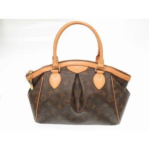 Louis Vuitton Monogram Tivoli Pm Handbag M40143 Lv 0433