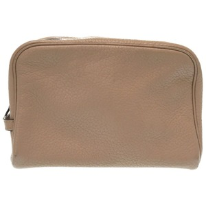 Hermès Truth Victoria Pm Triillon Clemence Turtiere Gray Pouch □ N Engraved 2010 Made 0376 Hermes
