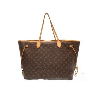 Louis Vuitton Monogram Neverful Gm M 40157 Shoulder Bag 0387 Women's