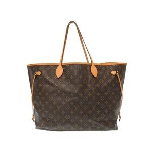 Louis Vuitton Monogram Neverfull Gm M 40157 Tote Bag Lv 0478
