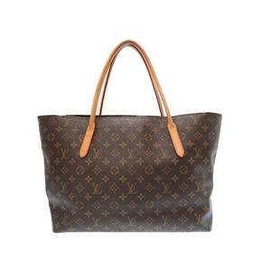 Louis Vuitton Monogram Raspail Mm M 40607 Tote Bag Lv 0460