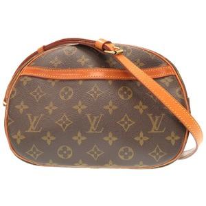 Louis Vuitton Monogram Blower M51221 Shoulder Bag 0446