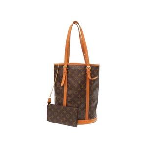 Louis Vuitton Monogram Bucket Gm M42236 Shoulder Bag 0384